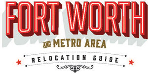 Relocate to Fort Worth logo